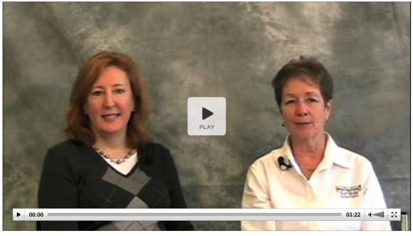 Video interview on WhatTheyThink – Elizabeth and Cary discuss trends in Transpromo communications.