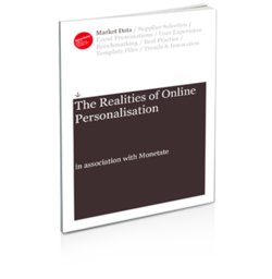 realities of online personalization - monetate