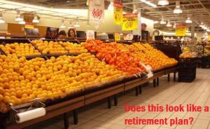 retirement oranges