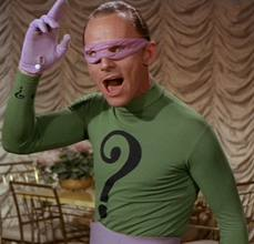 the riddler - TV