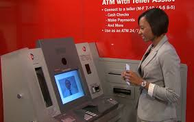 wells fargo video ATM