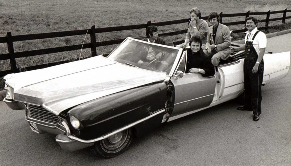 Psychobilly Cadillac