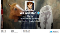 4 Things Wil Wheaton Can Teach Us About Twitter Engagement You may remember Wil Wheaton for his role as Wesley Crusher on Star Trek: The Next Generation however, I didn't […]