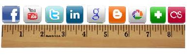 Social Media Ruler