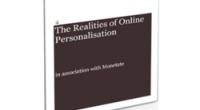 Providingpersonalized online customer experiencesis seen as vital for business performance but most marketers are stuck in the slow lane when it comes to delivering. This was among the key findings […]